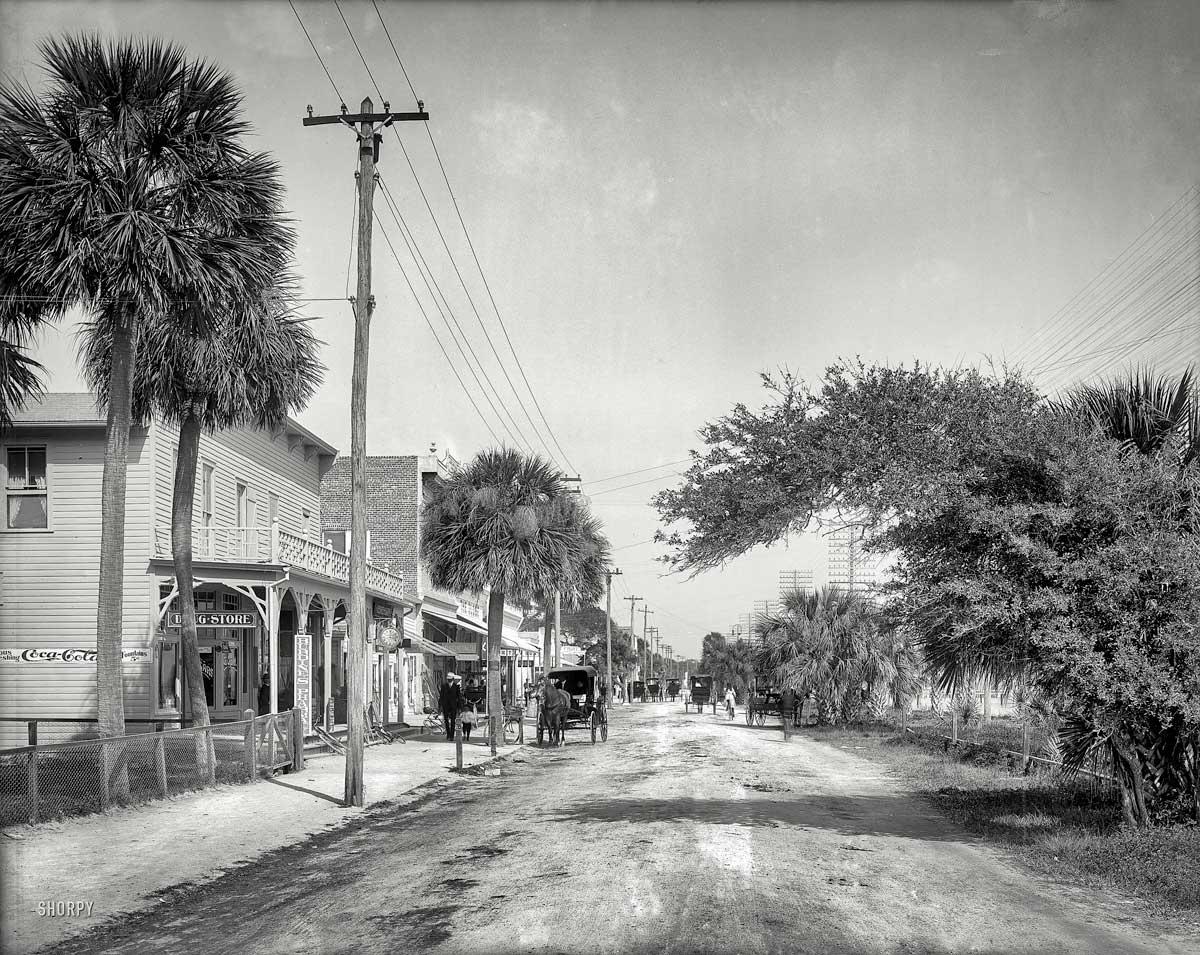Beach Street 1904