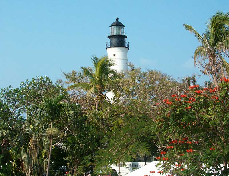 FLorida Real Estate Market - Key West Lighthouse