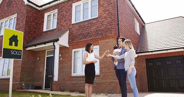 10 Steps for First-Time Homebuyers